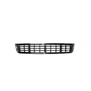 Voorbumper Grill midden Audi A4 8E 00-04
