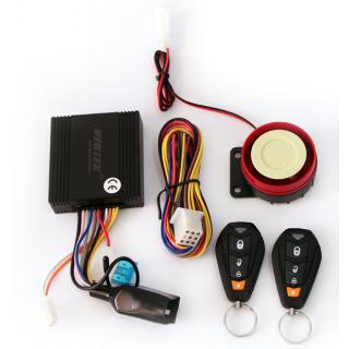 Motor Scooter alarm met afstand starten functie
