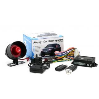 Auto Alarmsysteem met Afstandbediening