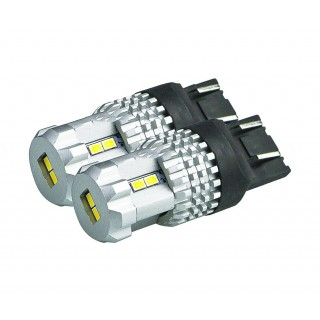 T20 W21/5W Power LED 8.5W Polarity Free