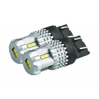 T20 W21/5W Power LED 8.5W Polarity Free