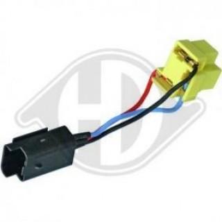 Adapterkabel voor koplampen Peugeot 206 van H7 naar H4