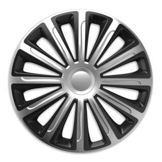 Wieldoppen Trend silver - Zilver met zwarte details | Cargoods.nl