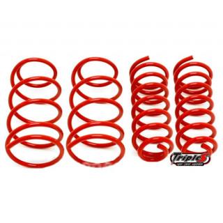 Triple-S verlagingsveren Seat Ibiza 6J 1.2 / 1.2 TSI / 1.4/ 1.4 TSI - 30 mm